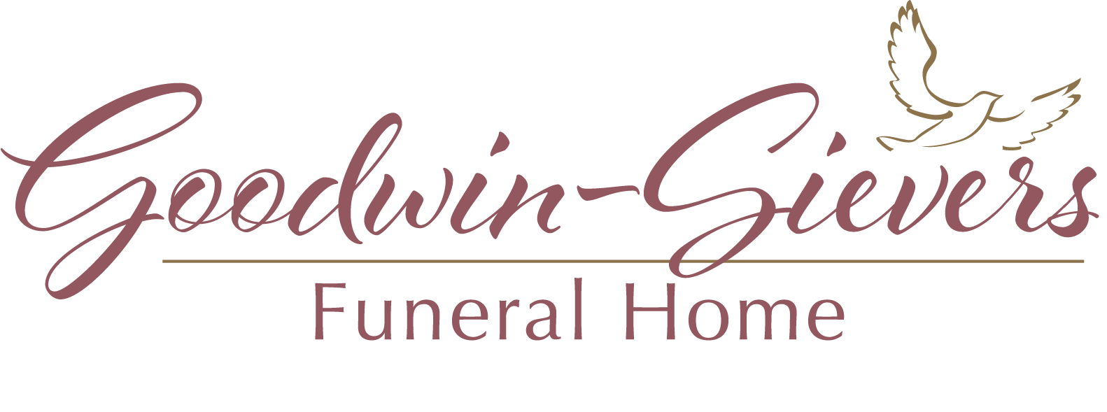 Goodwin-Sievers Funeral Home – Vincennes Logo